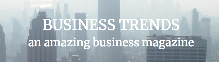 BUSINESS TRENDS logo