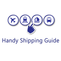 HANDY SHIPPING GUIDE logo