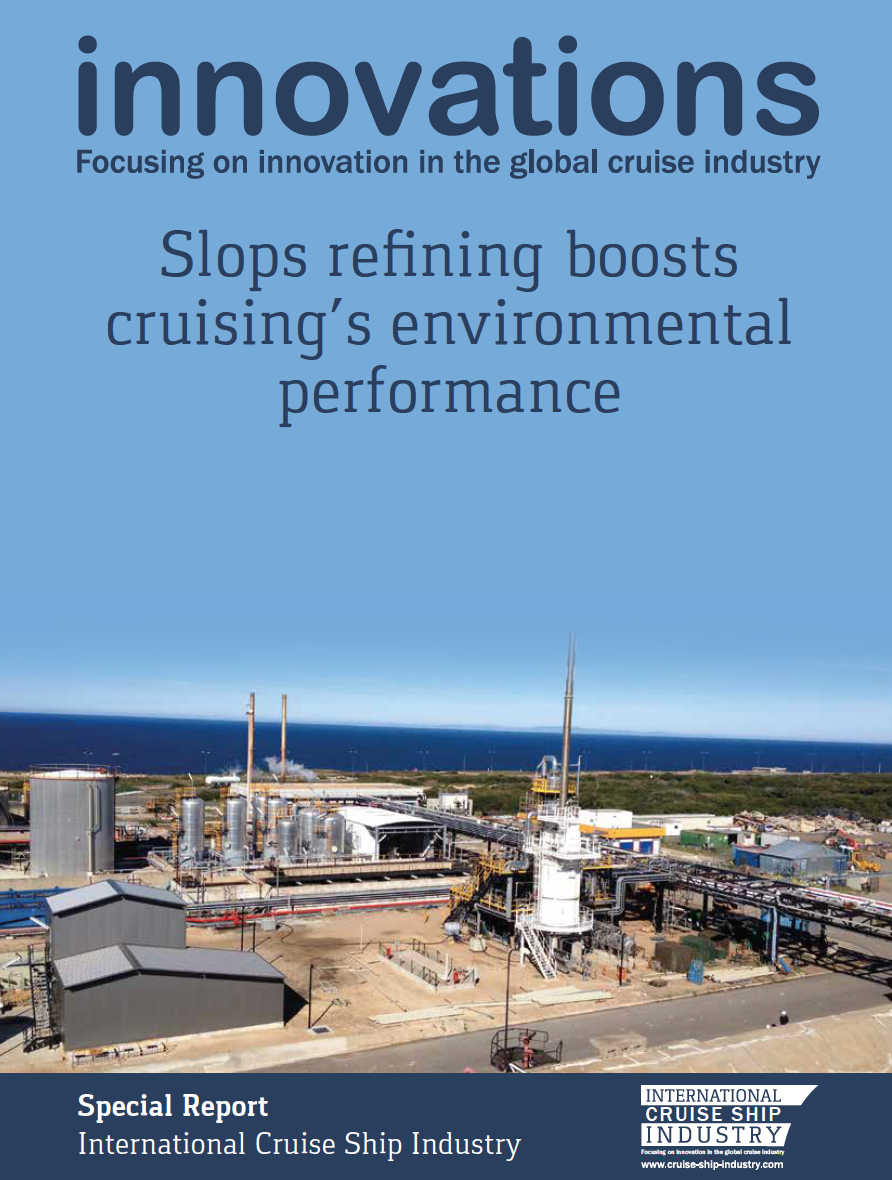 slops refining boosts cruising environmental performance